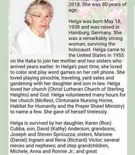 Helga Anderson